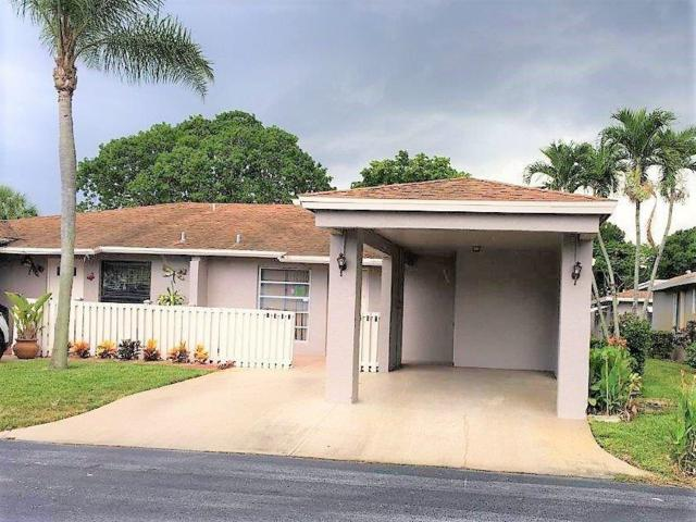6791 Moonlit Drive, Delray Beach, FL 33446 (MLS #RX-10538591) :: EWM Realty International