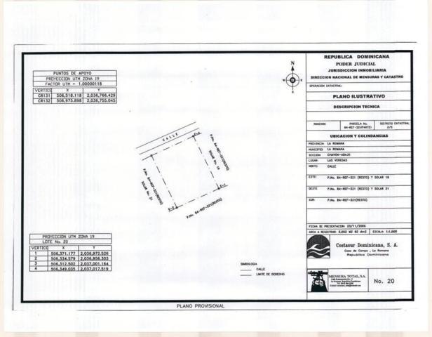 20 La Vereda, Casa de Campo, DR 22000 (#RX-10538641) :: Ryan Jennings Group
