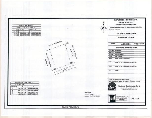 24 La Vereda, Casa de Campo, DR 22000 (#RX-10538643) :: Ryan Jennings Group