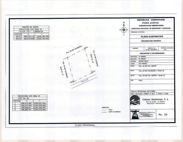 26 La Vereda, Casa de Campo, DR 22000 (#RX-10538645) :: Ryan Jennings Group