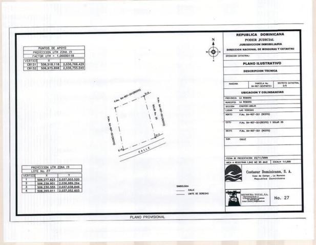 27 La Vereda, Casa de Campo, DR 22000 (#RX-10538648) :: Ryan Jennings Group
