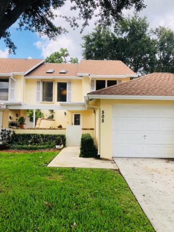 505 Maplewood Drive, Greenacres, FL 33415 (MLS #RX-10538695) :: Berkshire Hathaway HomeServices EWM Realty