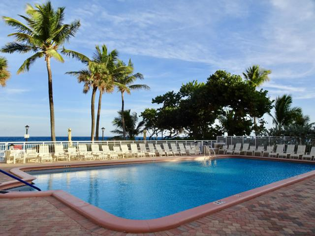 1050 Hillsboro Mile 503W, Hillsboro Beach, FL 33062 (#RX-10538706) :: The Reynolds Team/Treasure Coast Sotheby's International Realty