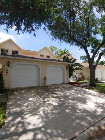1803 Maplewood Drive, Greenacres, FL 33415 (MLS #RX-10538765) :: Berkshire Hathaway HomeServices EWM Realty