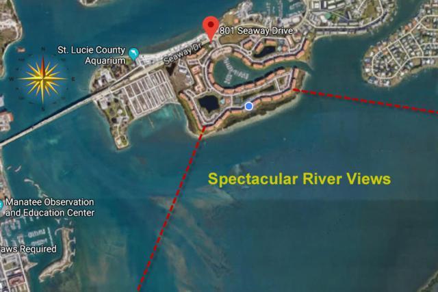 26 Harbour Isle Drive W #301, Fort Pierce, FL 34949 (#RX-10538808) :: The Reynolds Team/Treasure Coast Sotheby's International Realty