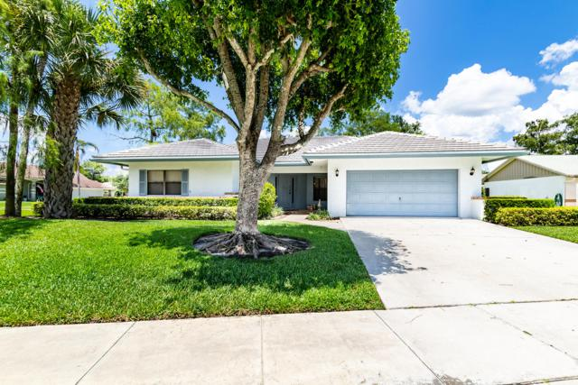 1712 Hollyhock Road, Wellington, FL 33414 (MLS #RX-10538880) :: Berkshire Hathaway HomeServices EWM Realty