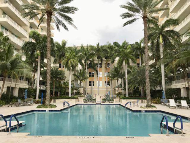 700 E Boynton Beach Boulevard #109, Boynton Beach, FL 33435 (MLS #RX-10538935) :: Berkshire Hathaway HomeServices EWM Realty