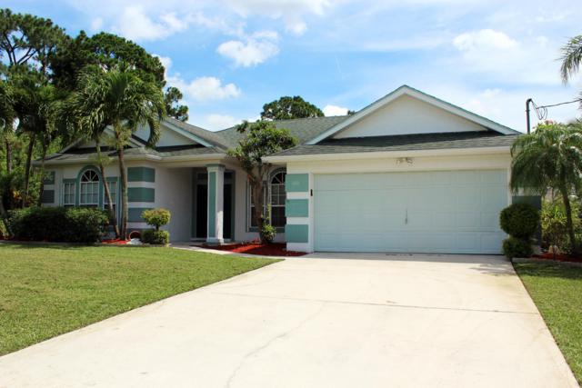 160 SW Paar Drive, Port Saint Lucie, FL 34953 (#RX-10538956) :: Ryan Jennings Group
