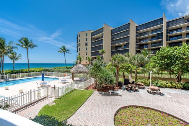 1169 Hillsboro Mile #207, Hillsboro Beach, FL 33062 (MLS #RX-10539038) :: EWM Realty International