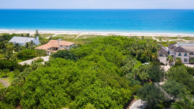 2214 E Ocean Oaks Lane, Vero Beach, FL 32963 (MLS #RX-10539061) :: EWM Realty International