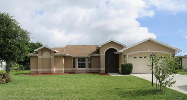 5121 NW Ever Road, Port Saint Lucie, FL 34983 (MLS #RX-10539166) :: Berkshire Hathaway HomeServices EWM Realty
