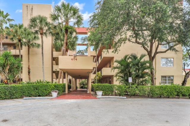 404 NW 68th Avenue #209, Plantation, FL 33317 (MLS #RX-10539172) :: The Edge Group at Keller Williams
