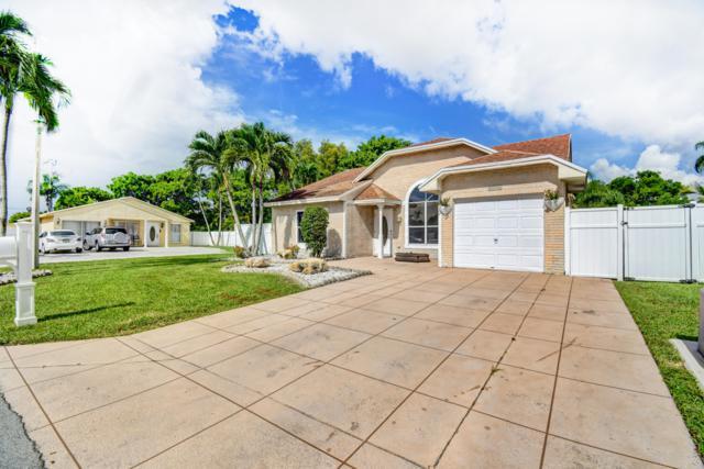 8192 Scenic Turn, Boca Raton, FL 33433 (MLS #RX-10539209) :: EWM Realty International