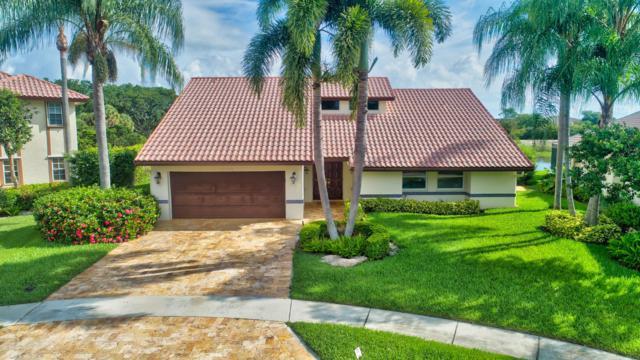 23108 L Ermitage Circle, Boca Raton, FL 33433 (MLS #RX-10539223) :: EWM Realty International