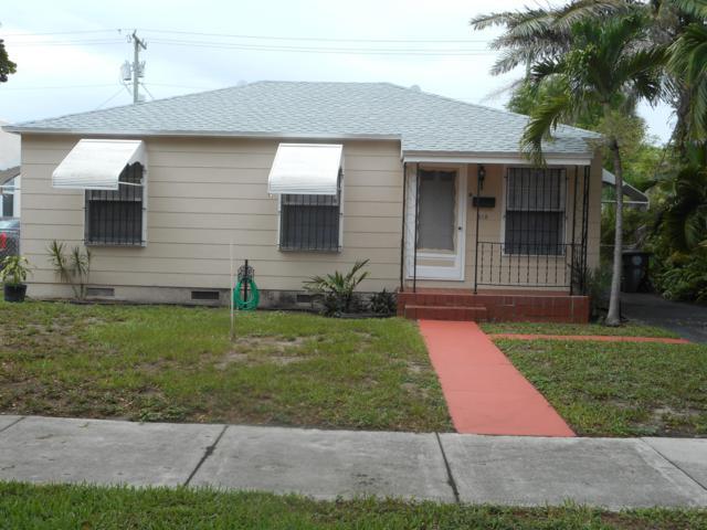 816 Avon Road, West Palm Beach, FL 33401 (MLS #RX-10539233) :: EWM Realty International