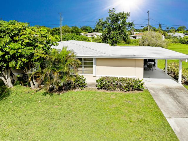 880 SW Airoso Boulevard, Port Saint Lucie, FL 34983 (MLS #RX-10539235) :: EWM Realty International