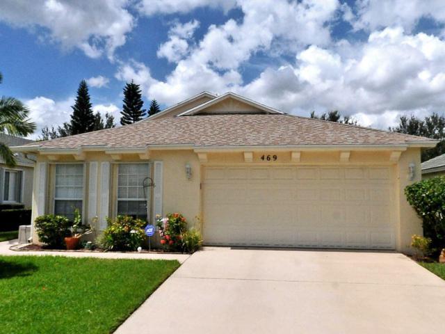 469 SW Talquin Lane, Port Saint Lucie, FL 34986 (#RX-10539535) :: Dalton Wade