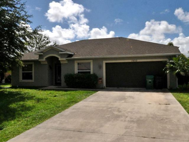 1032 SE Seagrass Avenue, Port Saint Lucie, FL 34983 (#RX-10539542) :: Dalton Wade