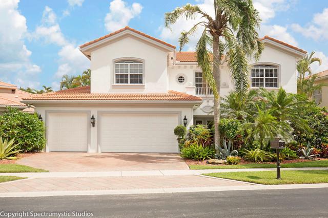 4176 NW Briarcliff Circle, Boca Raton, FL 33496 (#RX-10539562) :: Harold Simon with Douglas Elliman Real Estate