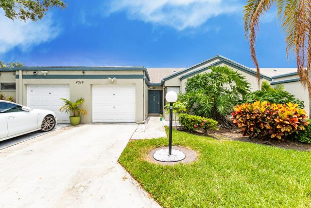 4519 Feivel Road #46, West Palm Beach, FL 33417 (#RX-10539747) :: Ryan Jennings Group