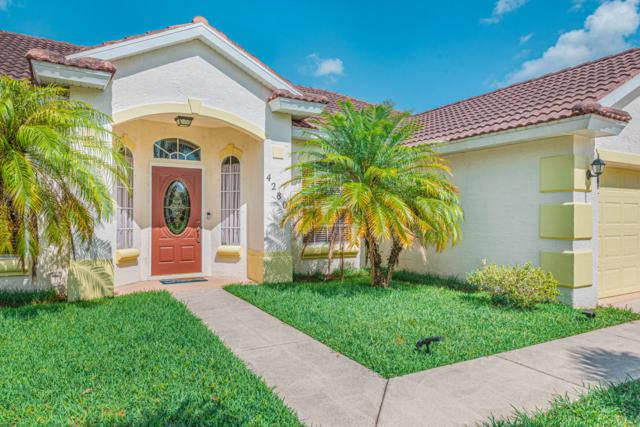 4280 SW Jared Street, Port Saint Lucie, FL 34953 (#RX-10539877) :: Ryan Jennings Group
