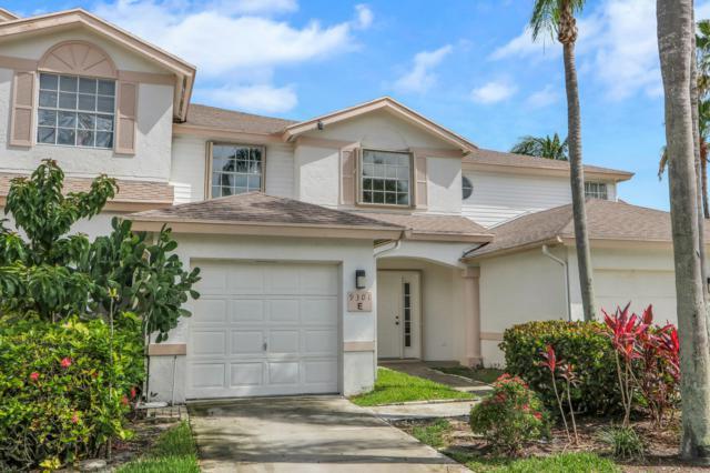 9301 Boca Gardens Circle S E, Boca Raton, FL 33496 (MLS #RX-10540131) :: Berkshire Hathaway HomeServices EWM Realty