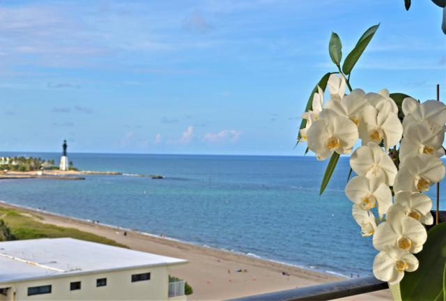 1500 N Ocean Boulevard #1004, Pompano Beach, FL 33062 (MLS #RX-10540187) :: Castelli Real Estate Services