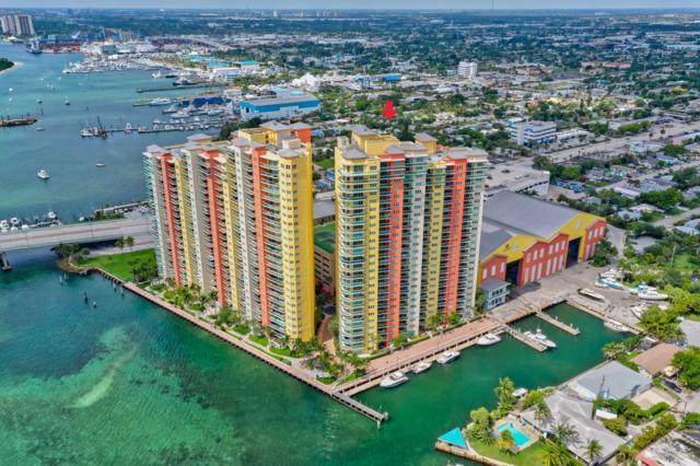 2650 Lake Shore Drive #1205, Riviera Beach, FL 33404 (MLS #RX-10540219) :: Berkshire Hathaway HomeServices EWM Realty