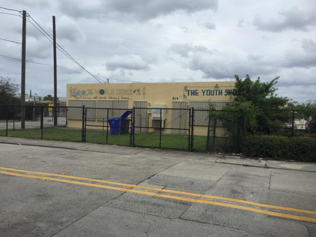 814 N Rosemary Avenue, West Palm Beach, FL 33401 (#RX-10540233) :: Ryan Jennings Group