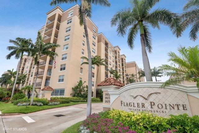 1801 N Flagler Drive #134, West Palm Beach, FL 33407 (MLS #RX-10540255) :: Castelli Real Estate Services