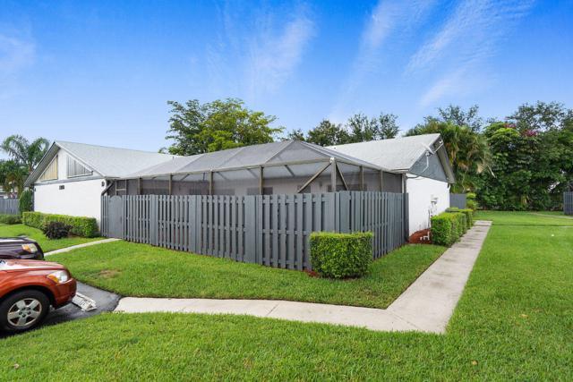 1218 Shibumy Circle D, West Palm Beach, FL 33415 (MLS #RX-10540355) :: The Paiz Group