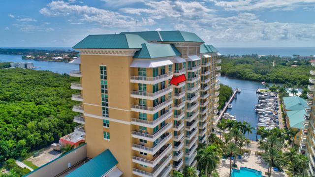 700 E Boynton Beach Boulevard #1509, Boynton Beach, FL 33435 (MLS #RX-10540357) :: Berkshire Hathaway HomeServices EWM Realty