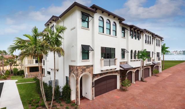 634 Windward Circle N #61, Boynton Beach, FL 33435 (MLS #RX-10540398) :: Berkshire Hathaway HomeServices EWM Realty