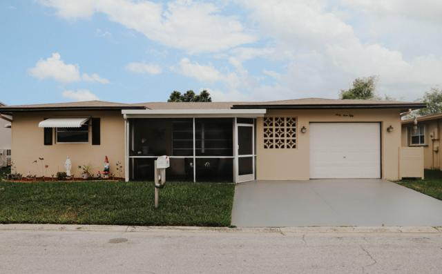 6950 NW 11th Street, Margate, FL 33063 (#RX-10540472) :: Weichert, Realtors® - True Quality Service