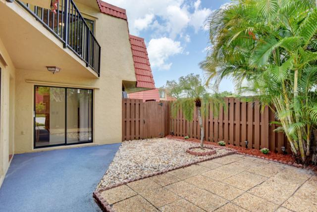 22922 Oxford Place C, Boca Raton, FL 33433 (MLS #RX-10540499) :: Berkshire Hathaway HomeServices EWM Realty