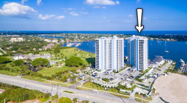 2 Water Club Way #501, North Palm Beach, FL 33408 (MLS #RX-10540602) :: The Paiz Group
