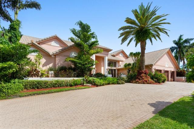 7202 Ayrshire Lane, Boca Raton, FL 33496 (MLS #RX-10540636) :: Berkshire Hathaway HomeServices EWM Realty