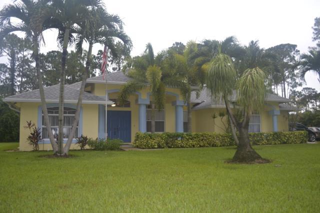 14693 62nd Court N, Loxahatchee, FL 33470 (MLS #RX-10540638) :: Berkshire Hathaway HomeServices EWM Realty