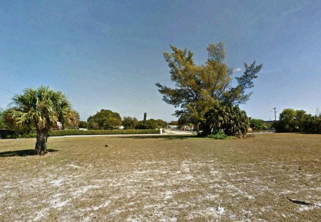 0 10th Street, Lake Park, FL 33403 (#RX-10540644) :: Ryan Jennings Group