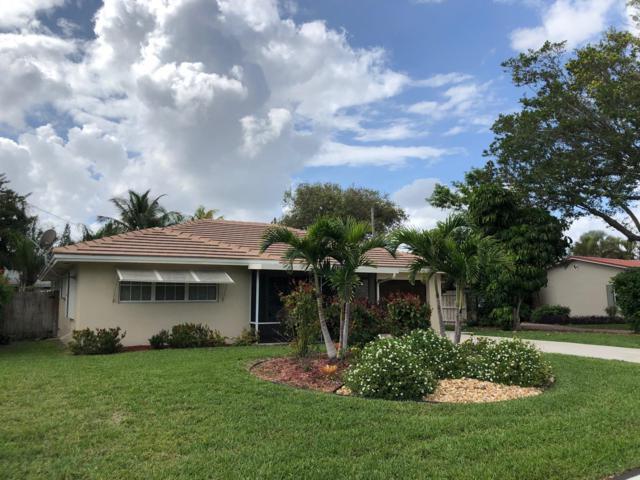 817 S Lake Drive, Lantana, FL 33462 (#RX-10540673) :: Ryan Jennings Group