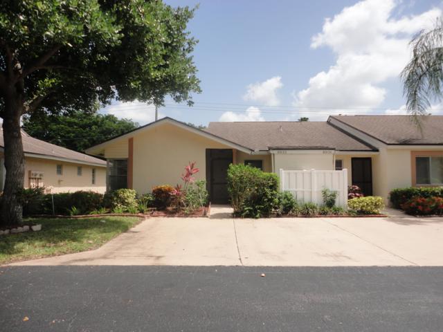 8933 Sunnywood Place A, Boca Raton, FL 33496 (MLS #RX-10540684) :: Berkshire Hathaway HomeServices EWM Realty