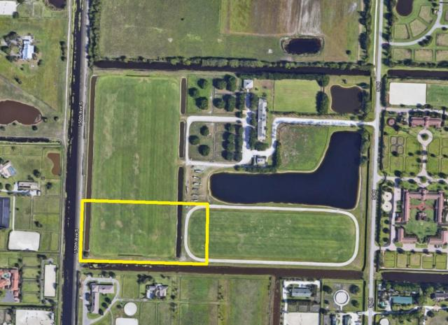 Lot 3 South Road, Wellington, FL 33414 (#RX-10540708) :: Ryan Jennings Group