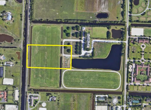 Lot 4 South Road, Wellington, FL 33414 (#RX-10540709) :: Ryan Jennings Group