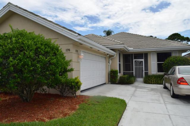 176 NW Bentley Circle, Port Saint Lucie, FL 34986 (MLS #RX-10540798) :: Berkshire Hathaway HomeServices EWM Realty