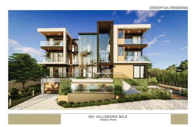 961 Hillsboro Mile, Hillsboro Beach, FL 33062 (#RX-10540830) :: The Reynolds Team/Treasure Coast Sotheby's International Realty