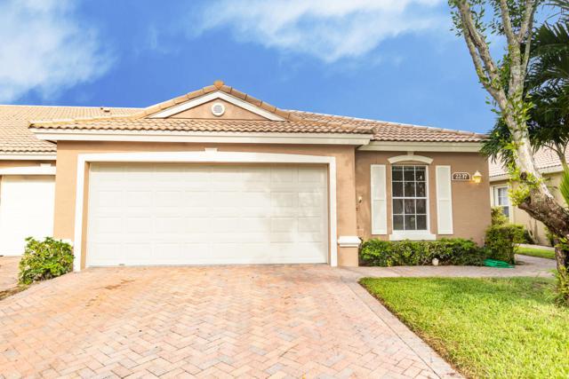 2237 Chickcharnies, West Palm Beach, FL 33411 (#RX-10540874) :: Weichert, Realtors® - True Quality Service