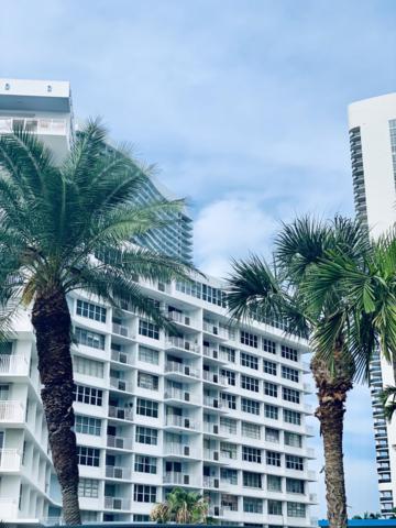 1801 S Ocean Drive #435, Hallandale Beach, FL 33009 (MLS #RX-10540971) :: Castelli Real Estate Services