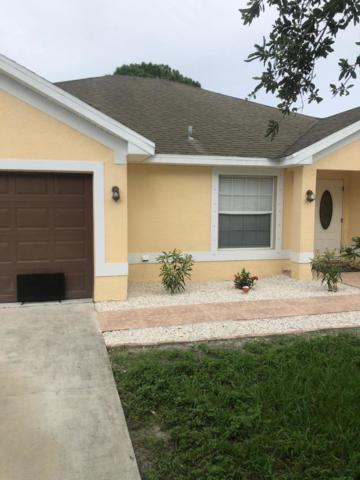 341 NW Hogan Street, Port Saint Lucie, FL 34983 (#RX-10541011) :: Ryan Jennings Group