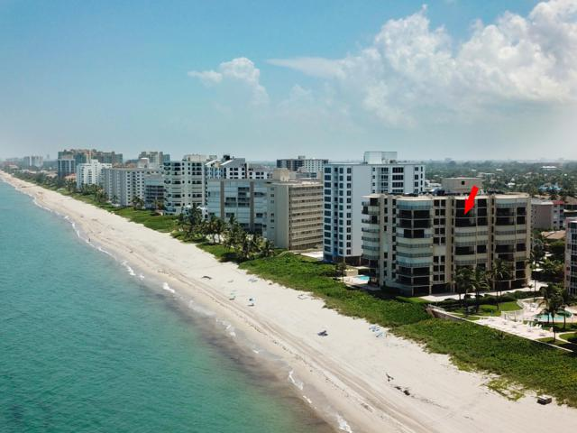 3009 S Ocean Boulevard #904, Highland Beach, FL 33487 (#RX-10541015) :: Ryan Jennings Group