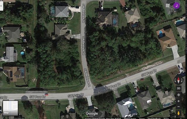 4185 SW Belshaw Street, Port Saint Lucie, FL 34953 (MLS #RX-10541144) :: Berkshire Hathaway HomeServices EWM Realty
